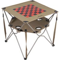 ALPS Mountaineering Eclipse Table With Checker Board Top