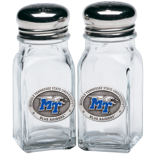 Middle Tennessee State University Salt & Pepper Shakers