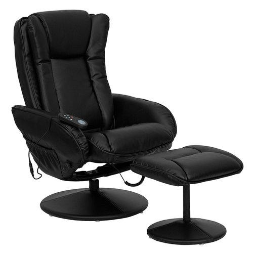 Latitude Run Bret Power Swivel Glider Recliner with Ottoman