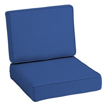 Arden Selections ProFoam 42 x 24 in. Acrylic Deep Seat Cushion Set ()