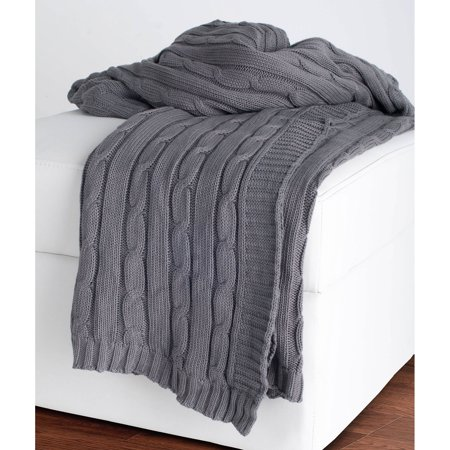 Fabric Throw - Rizzy Home TH0157 50
