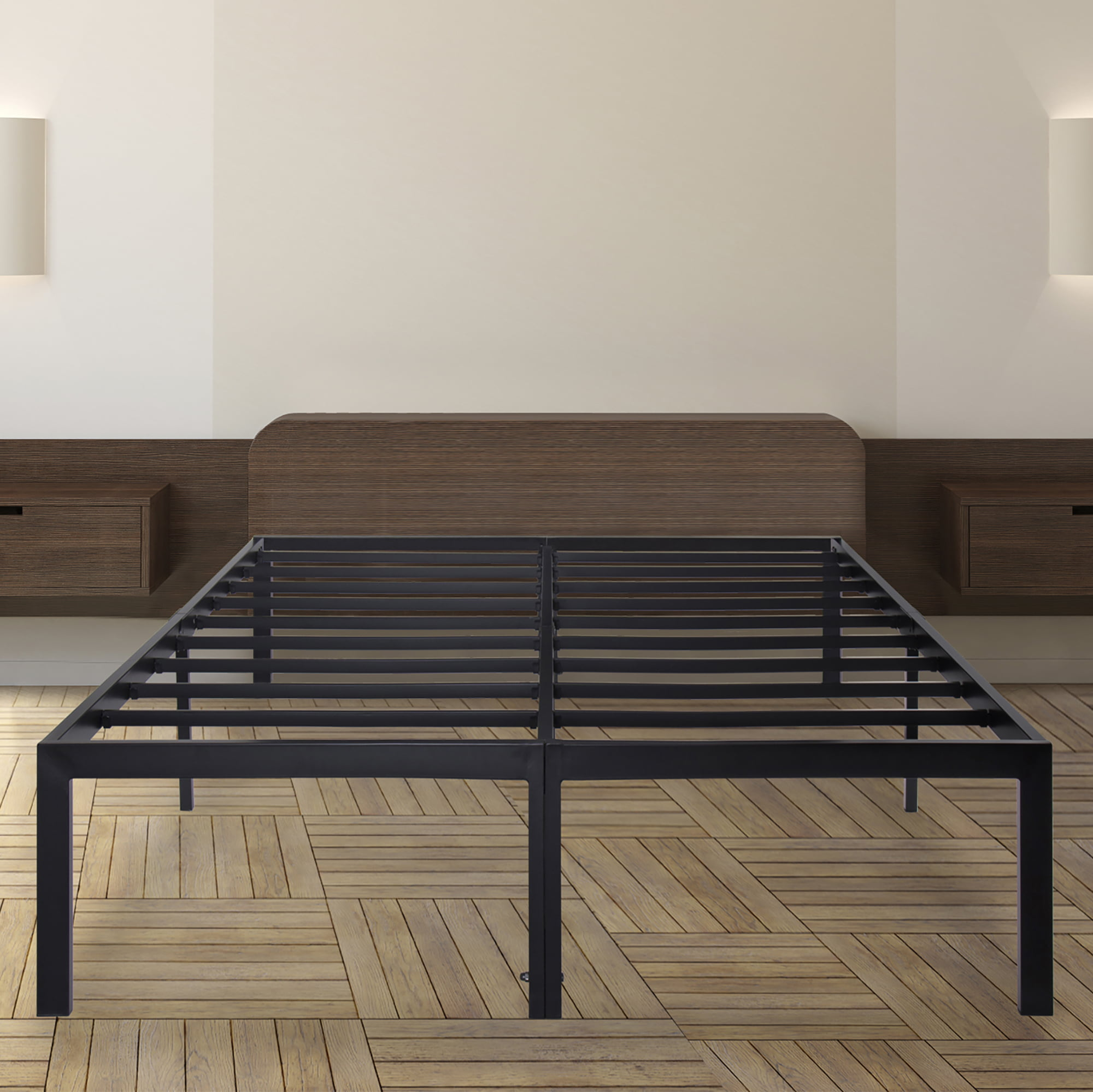 Granrest 18 Dura Metal Bed Frame Non Slip King