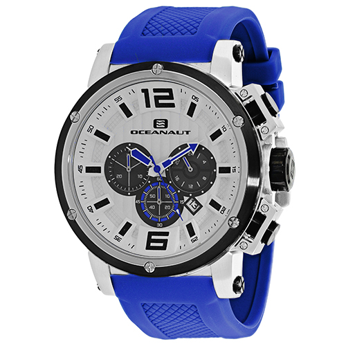 Oceanaut Men's Spider Watch Quartz Mineral Crystal OC2144