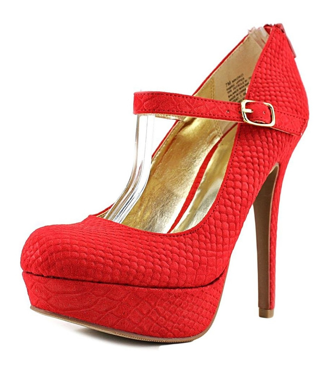 Details about  /Ladies High-heels Pumps Shoes Rubber Sole Zipper Closure Platform Fashions Style