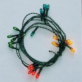 Dollhouse  Christmas Tree String, 24 Bulbs