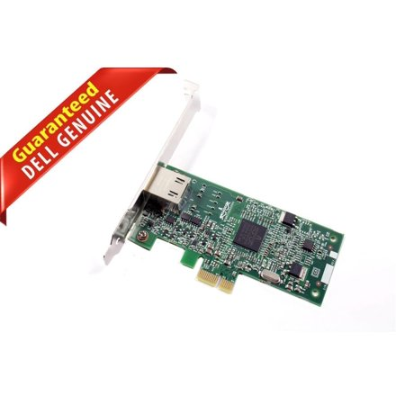 Dell Broadcom 5722 XK104 PCI-E Low Profile Network Card BCM-95722A2202G  00-0A-F7