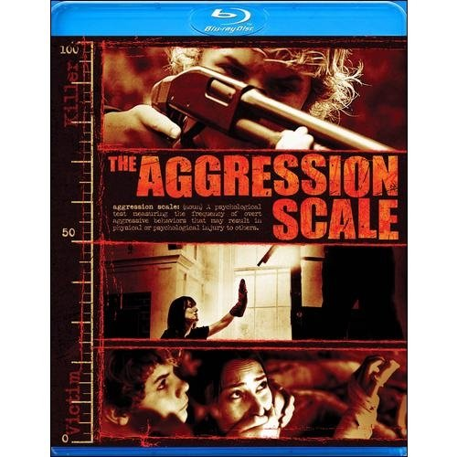 The Aggression Scale (Blu-ray) (Widescreen)