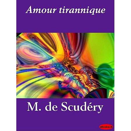 Amour tirannique - eBook -