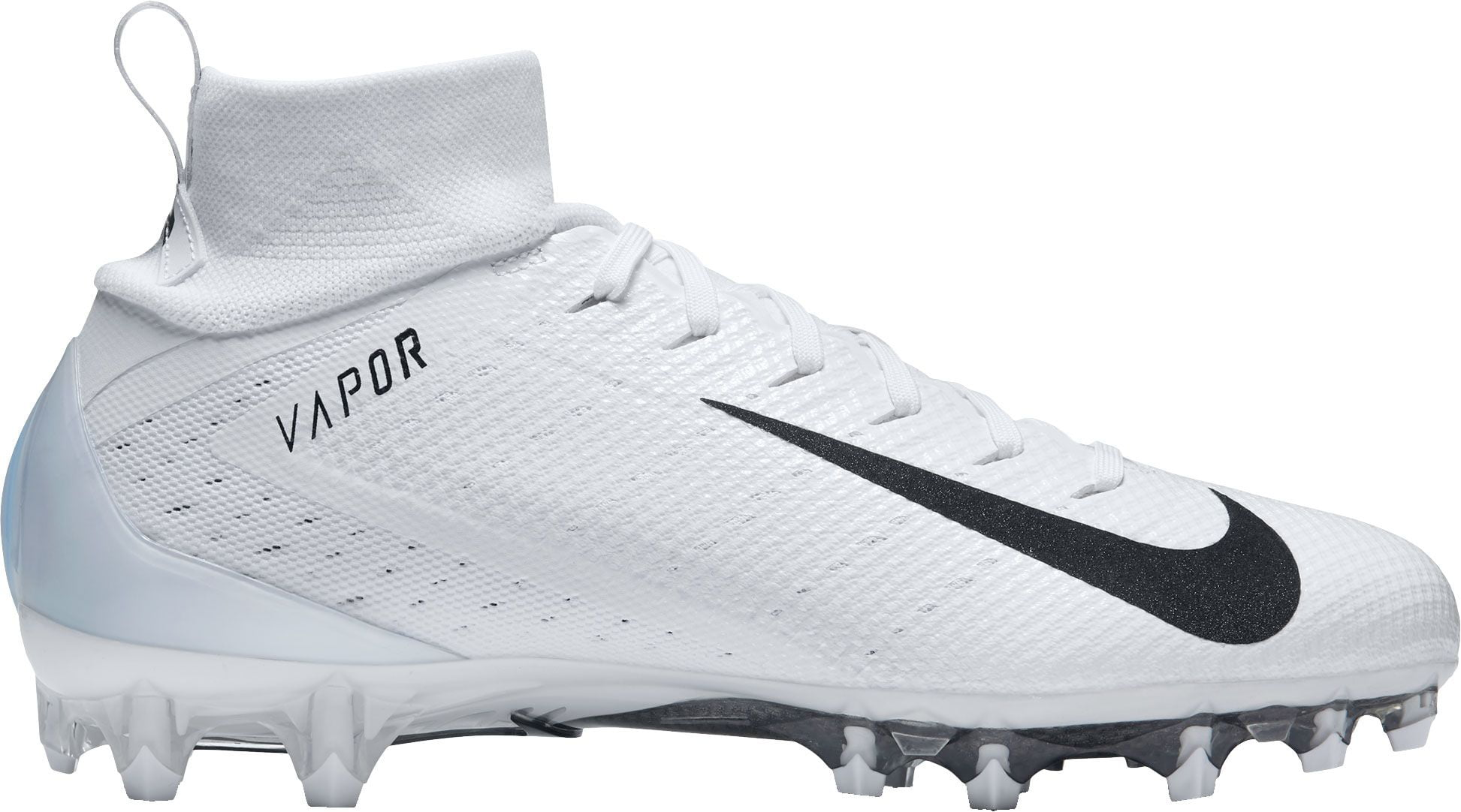 2c95754241b0 Nike Men's Vapor Untouchable 3 Pro Football Cleats White/Black 9 -  Walmart.com