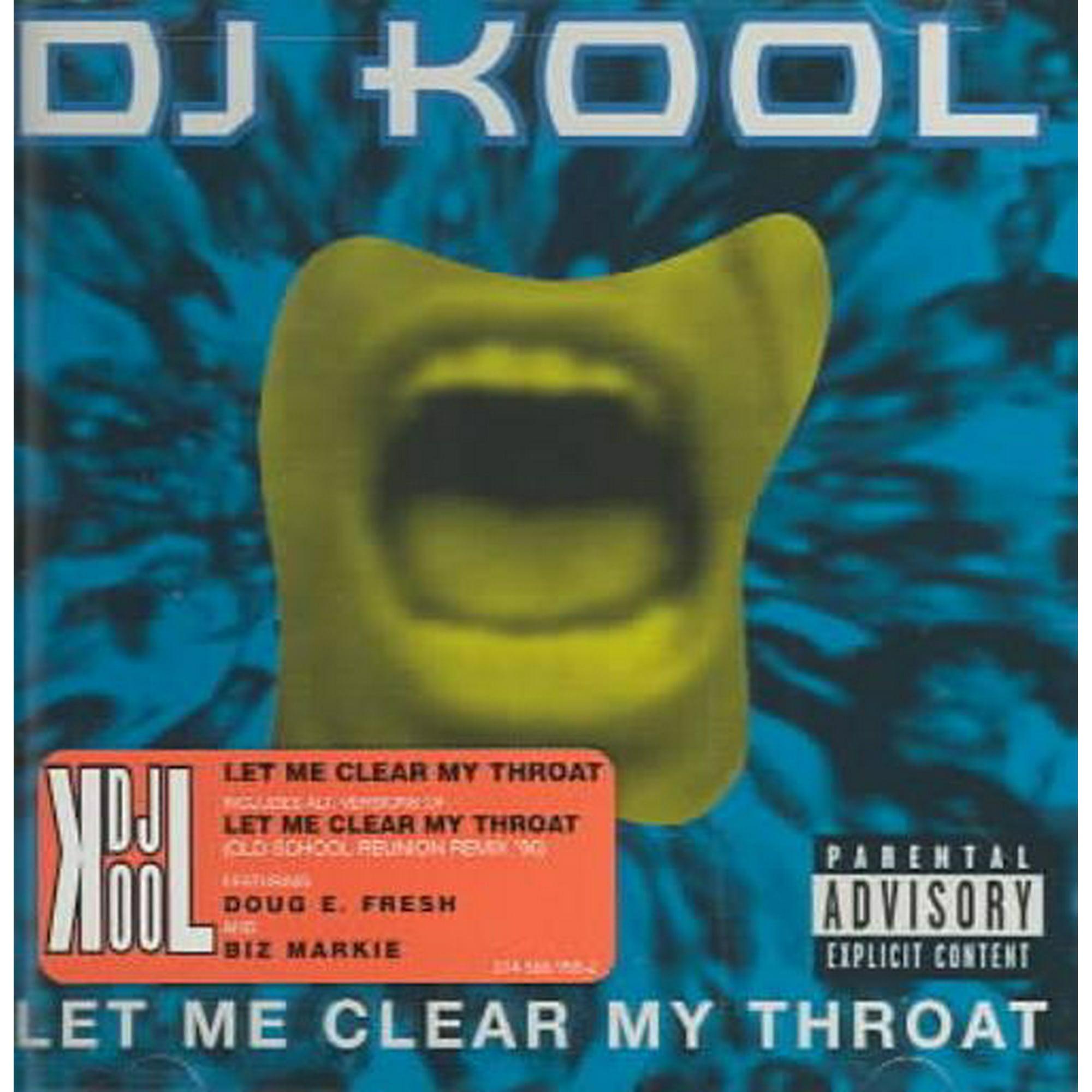 DJ Kool (Rap) Let Me Clear My Throat [PA] * CD | Walmart Canada