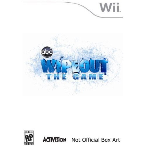SCEA WipeOut (Wii)