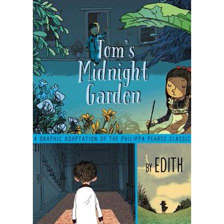 Tom's Midnight Garden Graphic