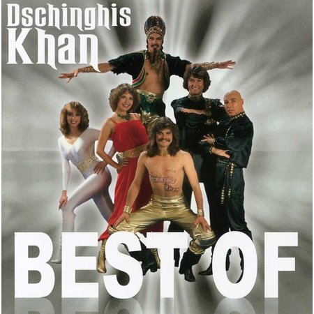 Best of Dschinghis Khan (CD)