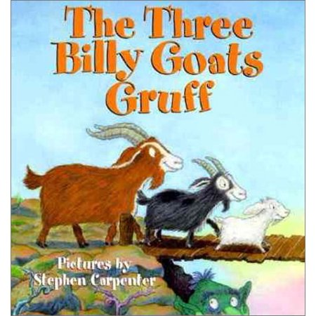 The Three Billy Goats Gruff - image 1 of 1