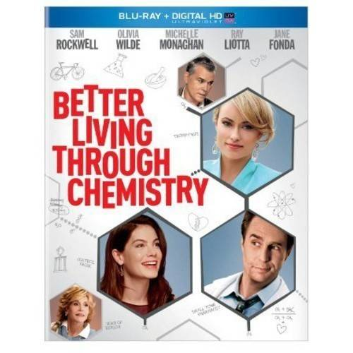 Better Living Through Chemistry (Blu-ray + Digital HD) (With INSTAWATCH) (Anamorphic Widescreen)