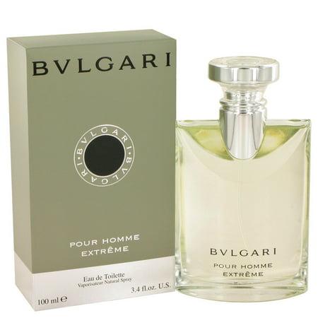 BVLGARI EXTREME (Bulgari) by Bvlgari,Eau De Toilette Spray 3.4 oz, For (Buy Bulgari)