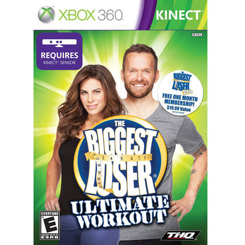 The Bigest Loser Ultimate Workout (Xbox 360) - Pre-Owned