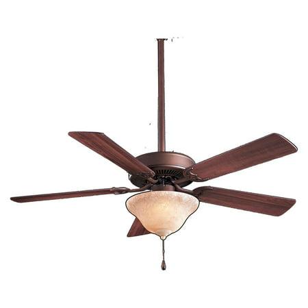 Contractor 52 Fan (Minka Aire F548-ORB Contractor 52 in. Indoor Ceiling Fan - oil-rubbed bronze )