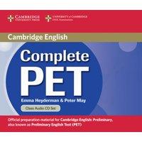 Complete: Complete Pet Class Audio CDs (2) (Audiobook)