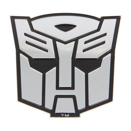 Transformers Emblem For Car Autobot Stick On Chrome Transformer