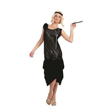 Rag Time Flapper Costume