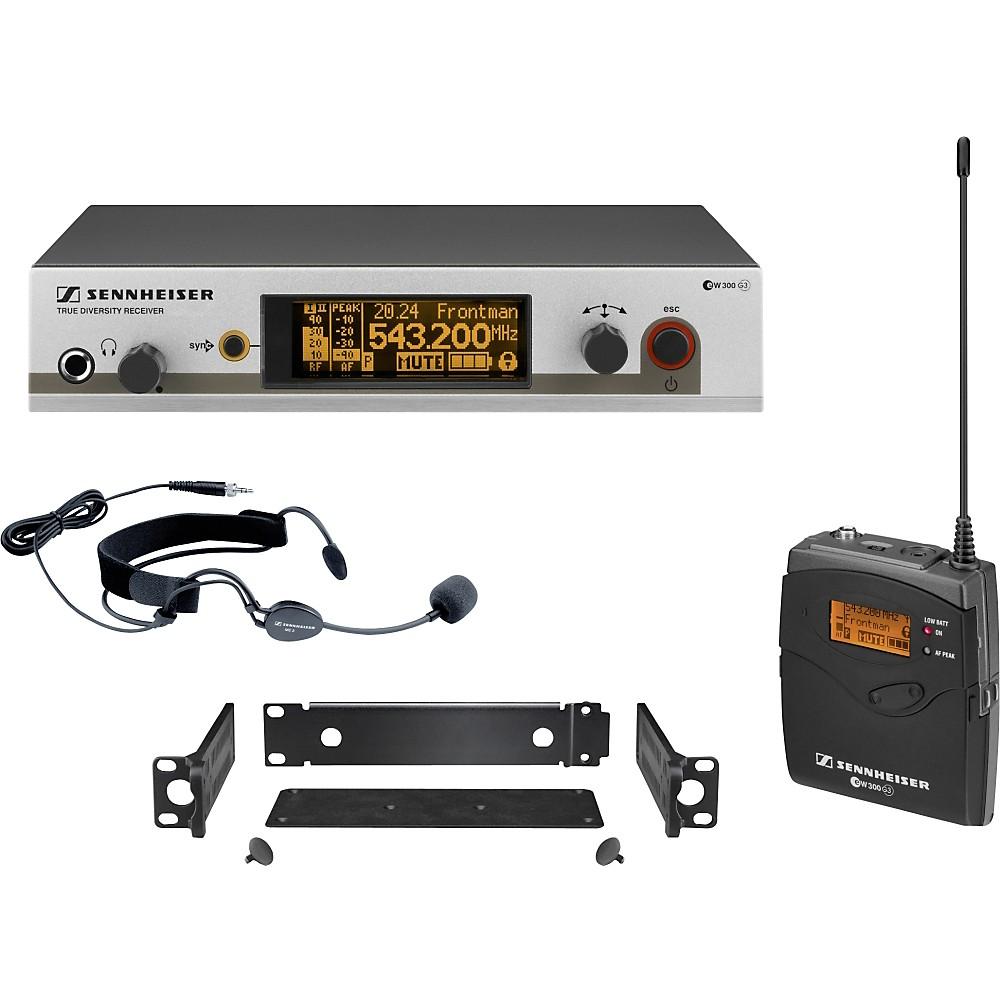 Sennheiser ew 352 G3 Headset Wireless System Band G