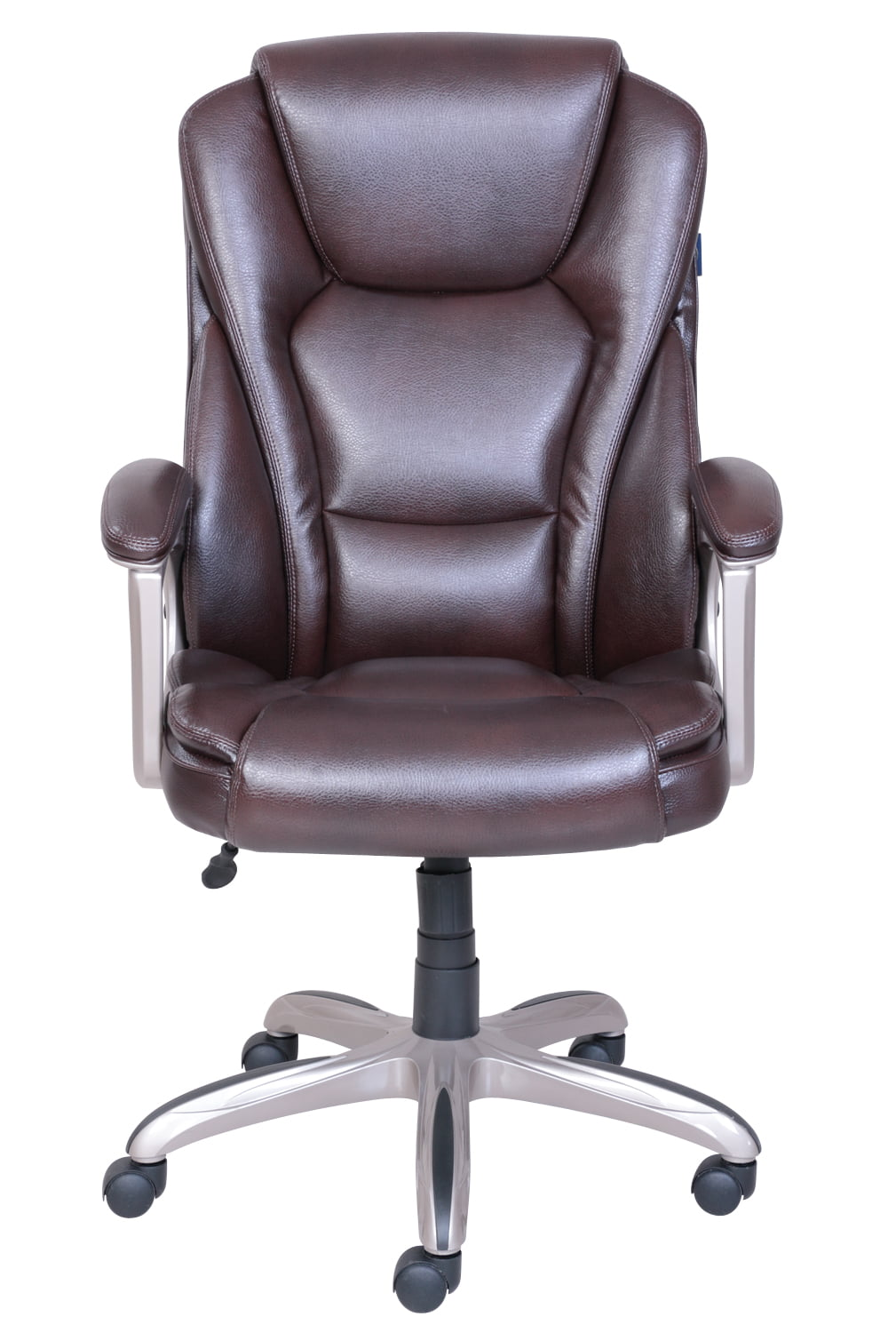 w foam memory walmart serta f office chair big deal image tall commercial brown with