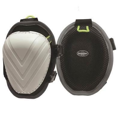 Bucket Boss Molded Swivel Hi-Vis Knee Pad ()