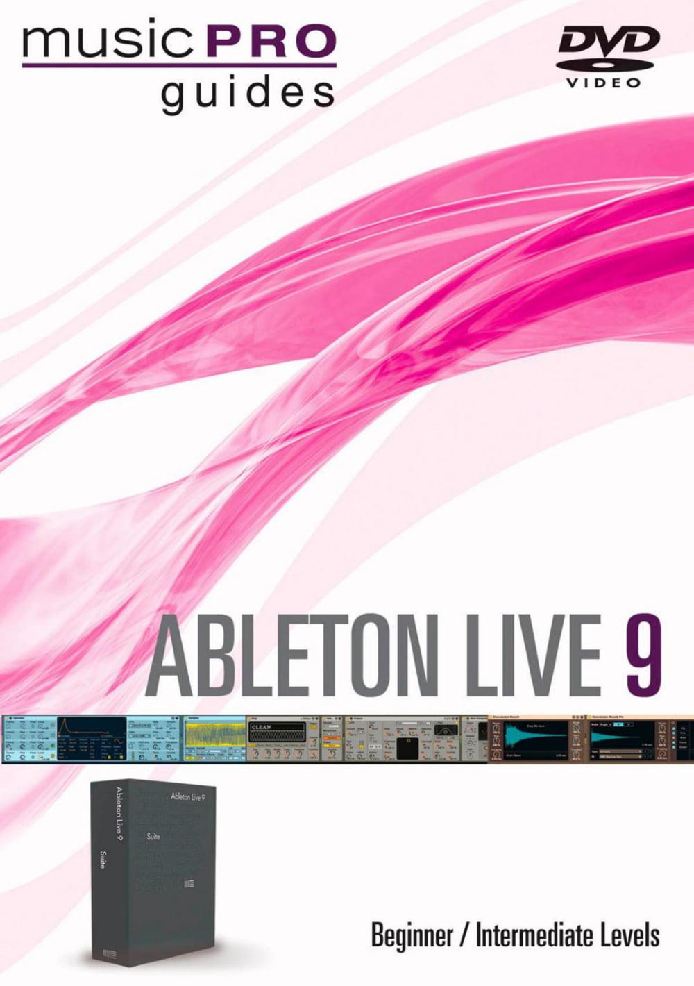 Ableton Live 9 Beginner [DVD] by Hal Leonard