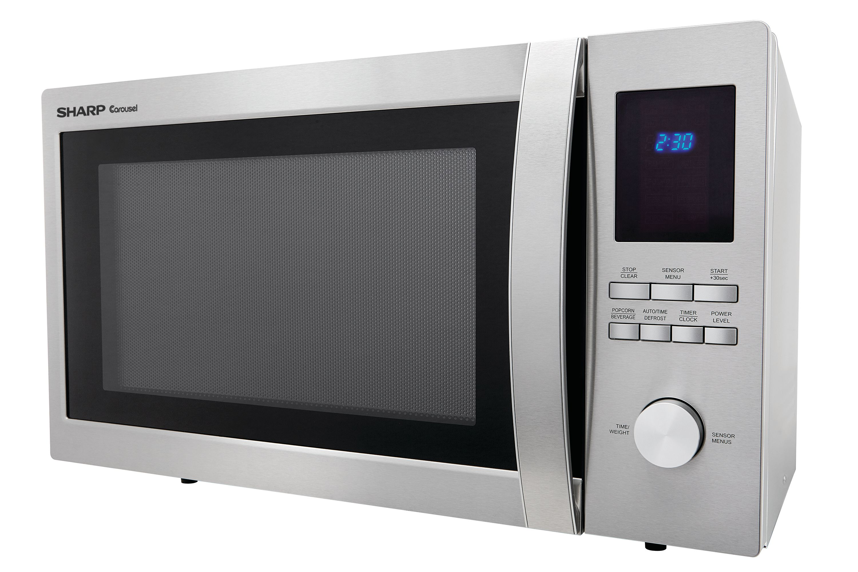 Sharp Carousel Microwave Dimensions Bestmicrowave