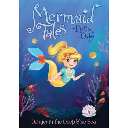 Danger in the Deep Blue Sea:: Book 4 - Walmart.com