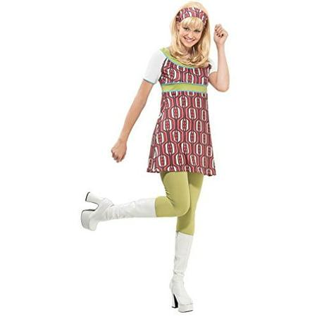 Raspberry Mojito Costume  Medium  Dress Size 8 10