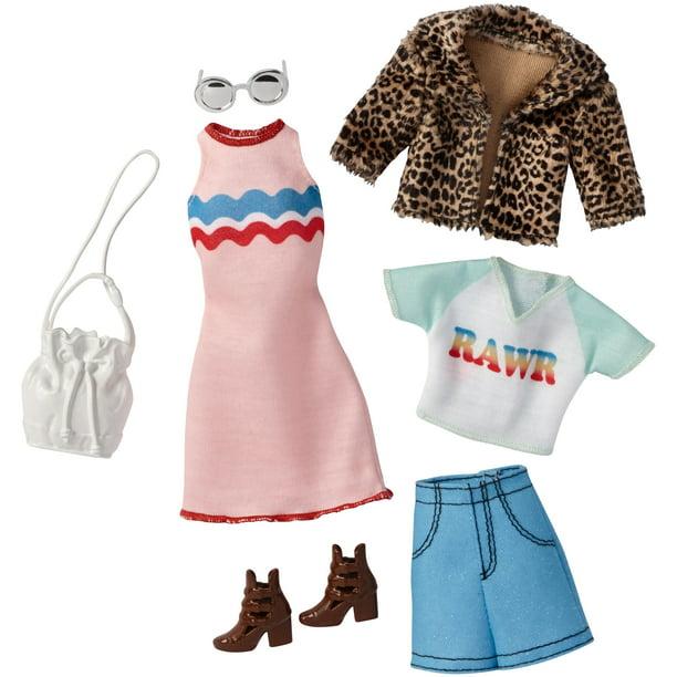 Barbie Fashion 2 Pack 10 Walmart Com Walmart Com