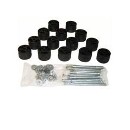 Daystar PA922 Lift Kit Body  2 Inch Front/Rear Lift; With Blocks/ Bolt Pack - image 1 de 1