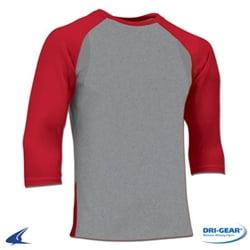 Champro Extra Innings Youth 3/4 Sleeve Baseball Jersey