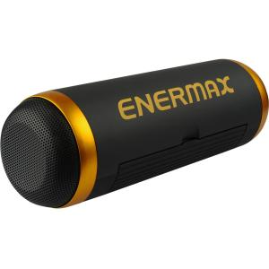 Enermax EAS01-BK Lightweight Portable Bluetooth Speaker - Black