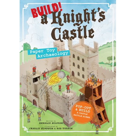 Build! A Knight's Castle - Paperback