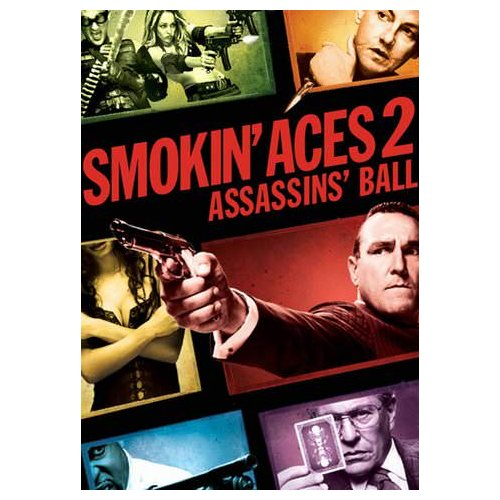 Smokin' Aces 2: Assassins' Ball (Rated) (2010)