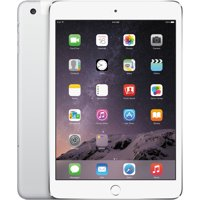 """Apple iPad Mini 2 16GB 7.9"""" Silver - Wi Fi Only (Certified Refurbished, Good Condition)"""