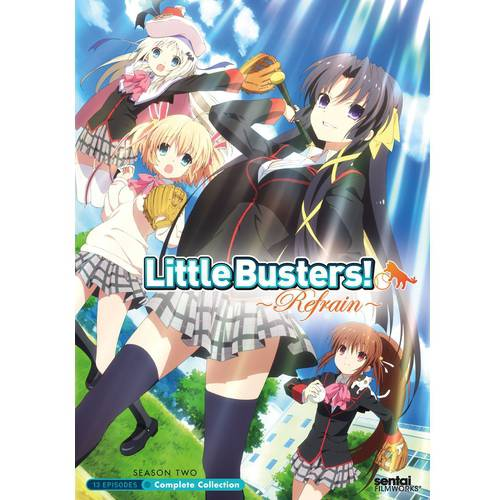 Little Busters! Refrain: Season 2 - Complete Collection (Japanese) (Widescreen)