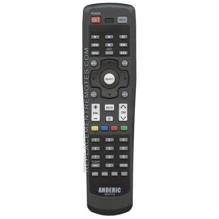 - ANDERIC RR49101S No Programming Needed for Hitachi (p/n: RR49101S) TV Remote Control (new)