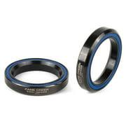 Cane Creek 40-Series Black Oxide Cartridge Headset Bearings 38mm (Pair)