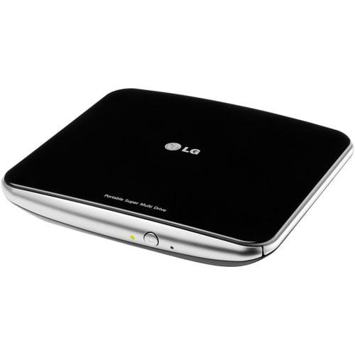 LG SuperMulti GP40NB40 Portable DVD Rewriter