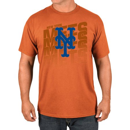 Big Chuck Baseball (MLB New York Mets Big Men's Basic Tee)