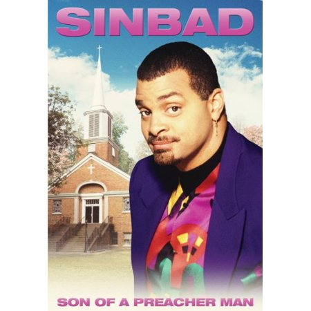 Sinbad: Son of a Preacher Man dvd