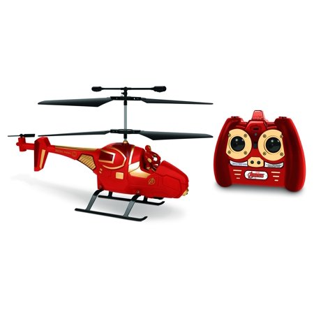 World Tech Toys 34908 3.5-channel Marvel[r] Ir Hero Pilot Helicopter [iron Man[r]]