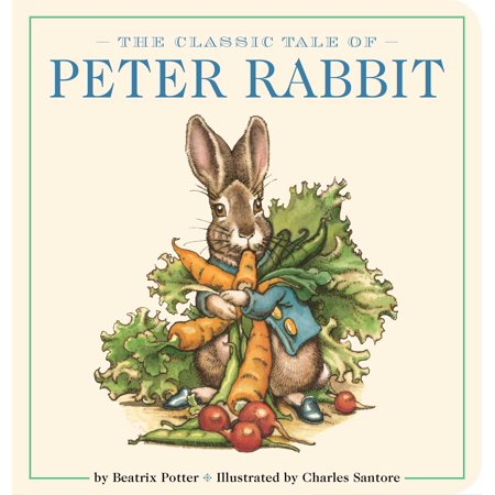 Classic Pad - The Peter Rabbit Oversized Padded Board Book : The Classic Edition
