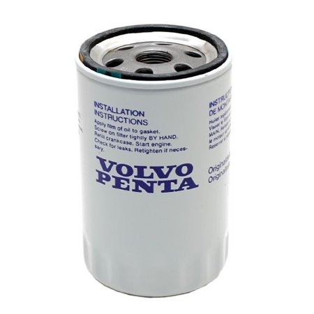 OEM Volvo Penta Gasoline Oil Filter V6 GM 841750