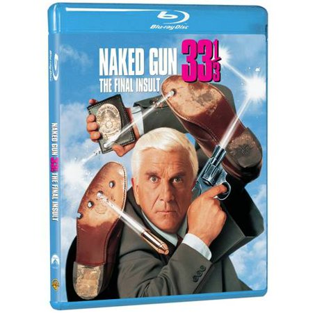Naked Gun 33 1/3: The Final Insult (Blu-ray)