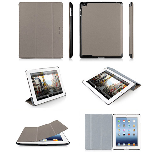 Macally BOOKSTAND3M The New Ipad- R 3Rd Gen Case Stand - ...